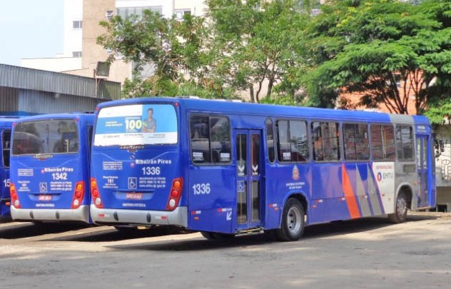 SP: Rodoviários do Grupo Baltazar fazem paralisação em sete empresas no ABC Paulista nesta manhã