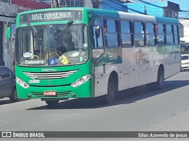 Salvador: Ao menos três ônibus são alvo de assaltos nesta quarta-feira