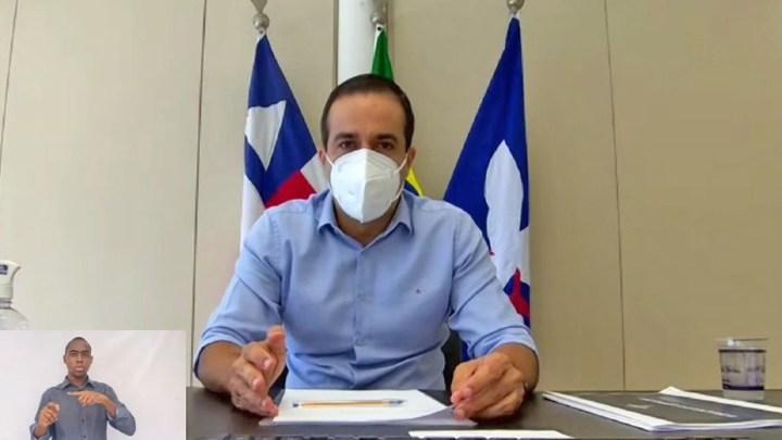 Prefeito de Salvador informa que reajuste na tarifa de ônibus ainda não foi discutido