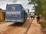 MG: Idosa morre atropelada por ônibus em Teófilo Otoni nesta segunda-feira