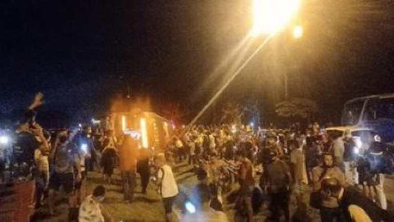 Rio: Carro que provocou acidente com ônibus do BRT era roubado e tinha placa clonada, diz Polícia Civil