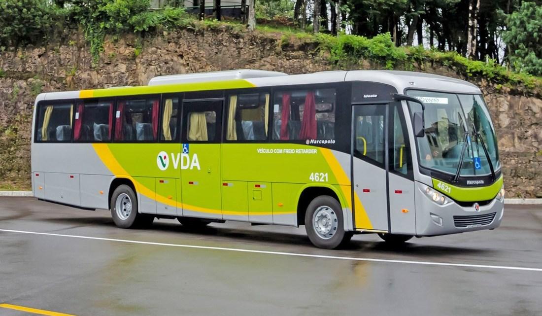Vale do Amazonas renova frota com 75 novos ônibus e micro-ônibus