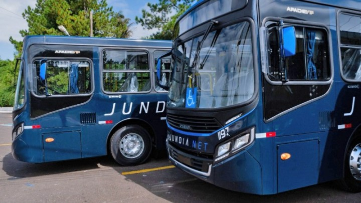 Jundiá Trasportes renova parte de sua frota com 22 novos ônibus Caio Apache Vip