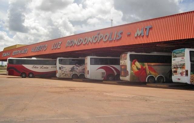 MT: Polícia Civil apreende foragido da justiça ao desembarcar na Rodoviária de Rondonópolis