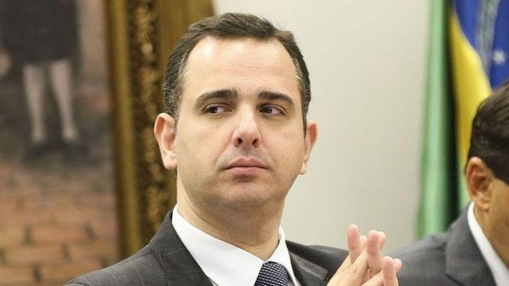 Brasília: Senador Rodrigo Pacheco articulou nome de aliado para assumir a ANTT