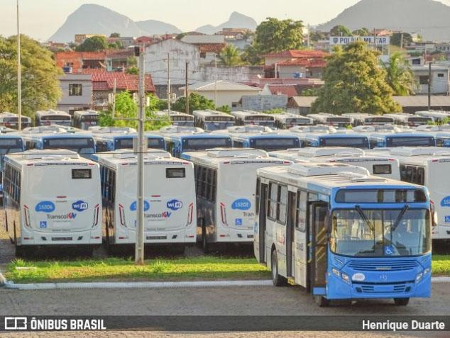 Grande Vitória: Sistema Transcol contará com 70 novos ônibus com ar-condicionado