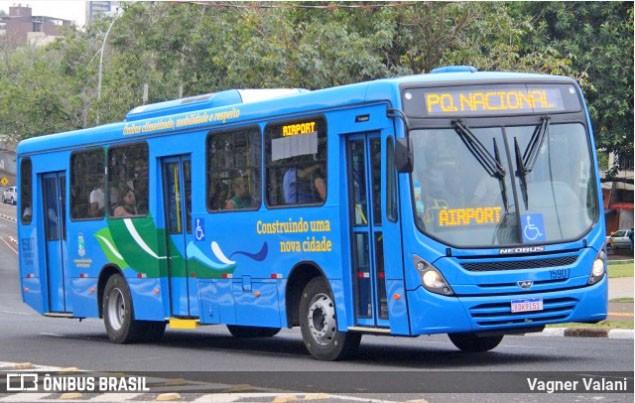 Justiça do Paraná determina que Prefeitura de Foz do Iguaçu faça o reajuste da tarifa de ônibus