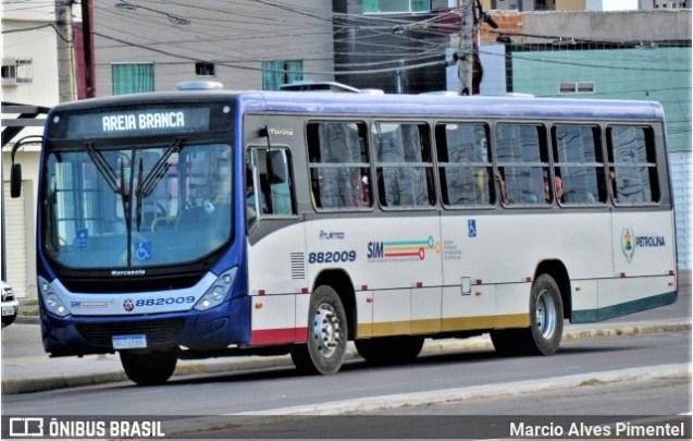 PE: Petrolina autoriza reajuste na tarifa de ônibus a partir de 3 de maio