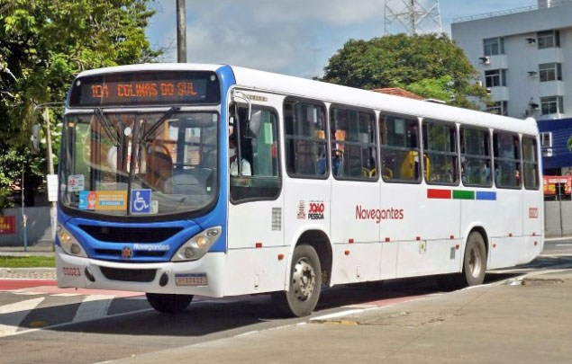 João Pessoa: Rodoviários anunciam paralisação de ônibus para esta terça-feira