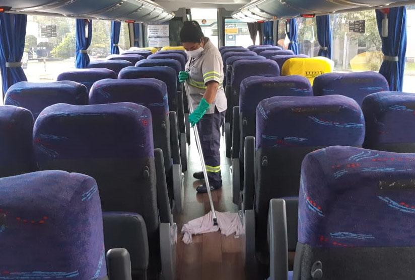 Socicam inova ao lançar serviços de suporte às empresas de ônibus nos Terminais Rodoviários