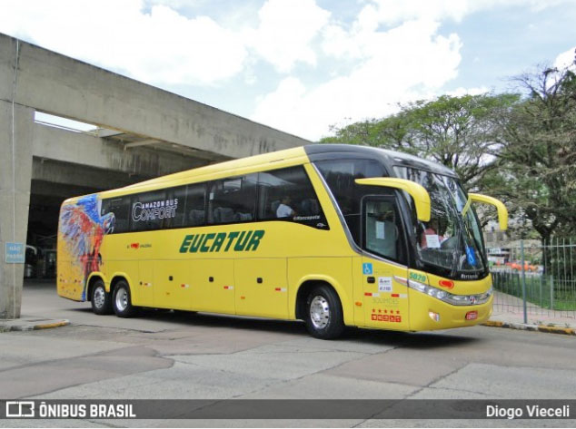 RO: Corpo de passageira é encontrado dentro do banheiro de ônibus da Eucatur