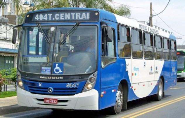 Vídeo: Motorista de ônibus é demitido após chutar passageiro em Campinas