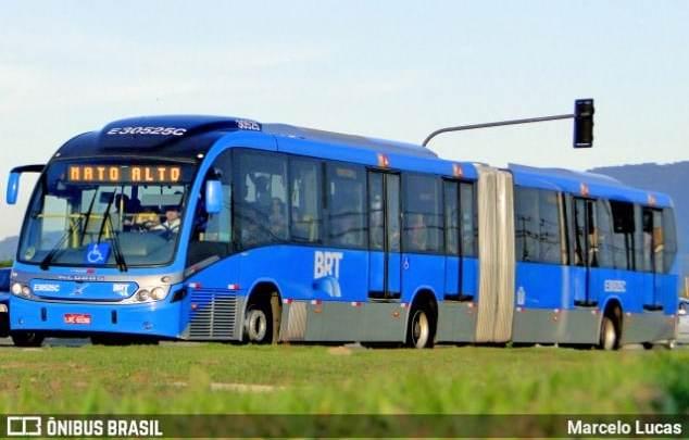 Prefeitura do Rio manda projeto à Câmara de Vereadores para investir dinheiro no BRT ao longo da intervenção