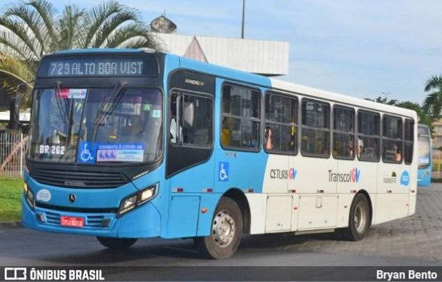 Transporte público volta a operar na Grande Vitória e no Estado