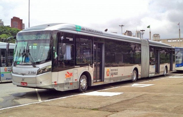 São Paulo: Número de passageiros de ônibus diário cresceu 300 mil, aponta pesquisa