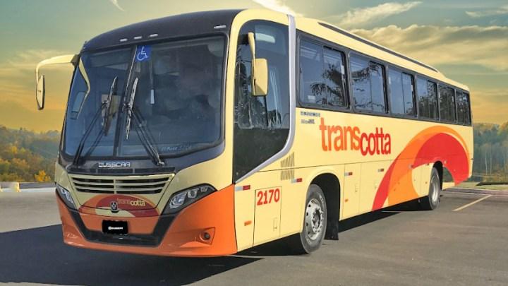 Transcotta renova frota com 15 ônibus  Busscar El Buss 320L Mercedes-Benz