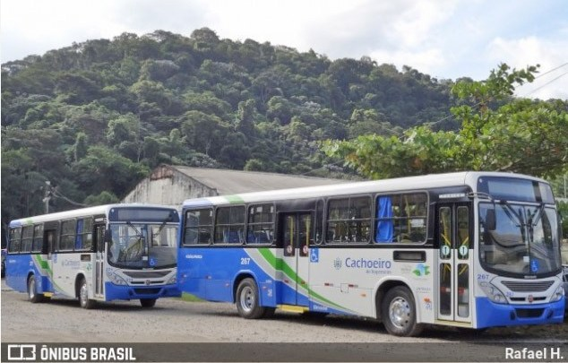 ES: Ônibus voltam circular em Cachoeiro de Itapemirim com menos horários