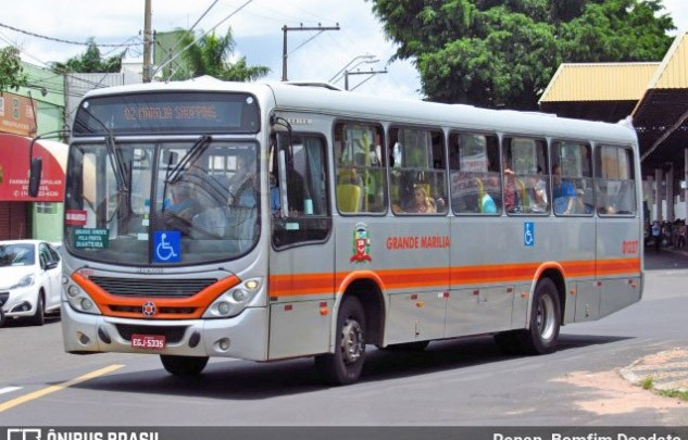 SP: Rodoviários de Marília terminam com a  paralisação de ônibus, após acordo