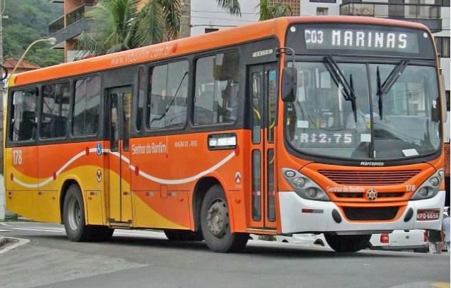 RJ: Angra dos Reis anuncia reajuste na tarifa de ônibus a partir deste domingo