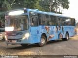 Vídeo: Ônibus da Faol deixam Nova Friburgo para serem usados na cidade do Rio