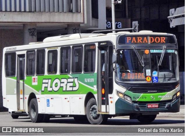 RJ: Transportes Flores distribui 8 mil máscaras para passageiros