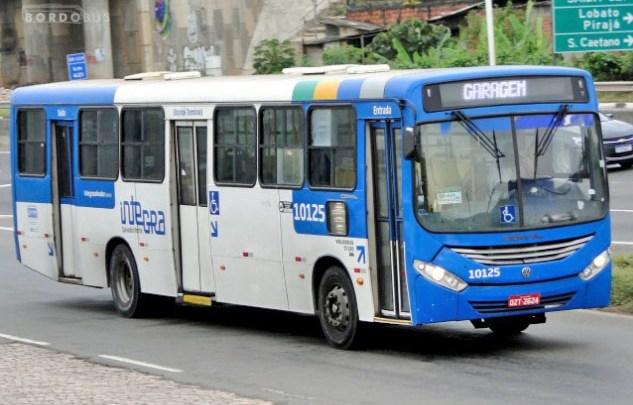 Dois ônibus são assaltados nesta manhã em Salvador