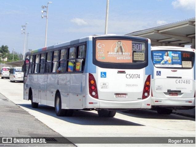 Rio: Prefeitura reforça linhas do BRT com ônibus convencionais para evitar aglomerações