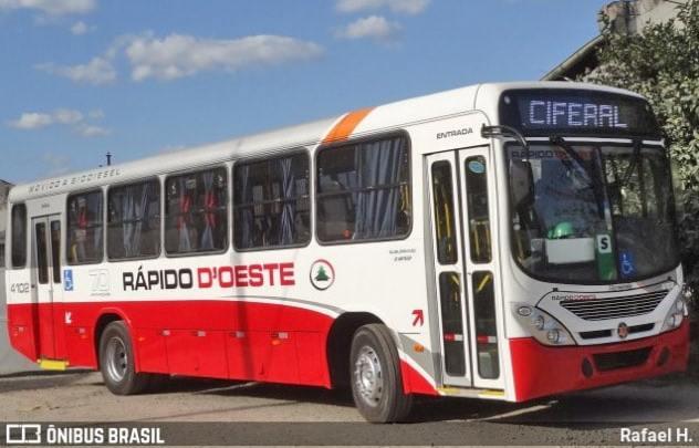 Rápido D'Oeste abre vagas para diversas áreas no interior de São Paulo