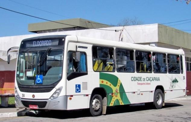 SP: Caçapava anuncia alteração de horários em duas linhas de ônibus