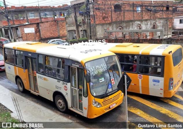 Salvador: Ônibus voltam rodar após paralisação de quatro horas