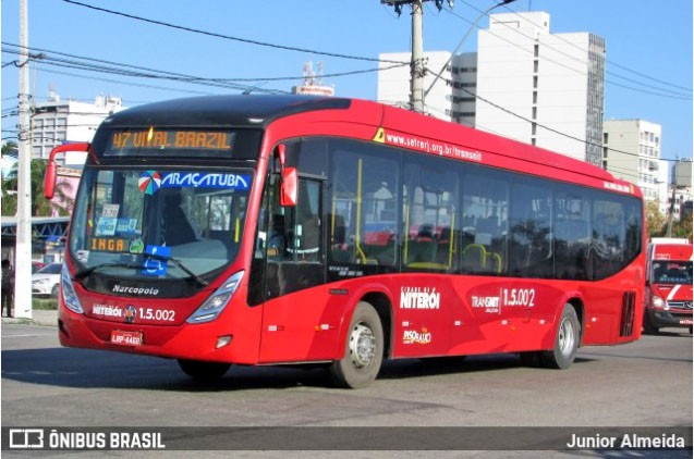 RJ: Niterói inicia vistoria em ônibus na próxima segunda-feira 3