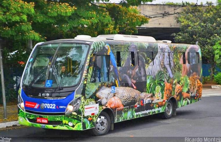 São Paulo: Serviço Orca Zoo da EMTU volta a operar entre o Terminal Jabaquara e o Zoológico
