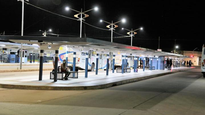 Campo Grande anuncia desinfecção de terminais de ônibus nesta terça-feira