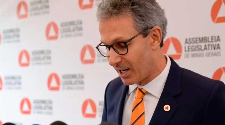 MG:  Romeu Zema anuncia duplicação da BR-135, que liga a região central ao Norte de Minas