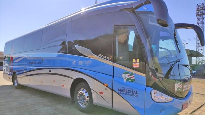 PR: Prefeitura de Marechal Cândido Rondon compra ônibus Irizar PB Volvo