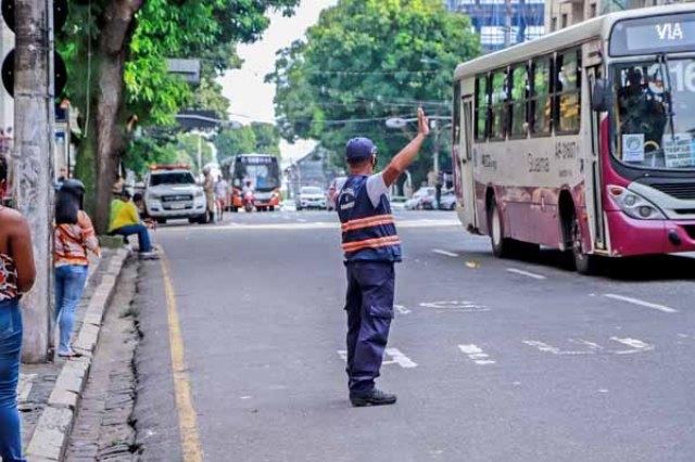 Belém: Avenida Presidente Vargas ganhará novas paradas de ônibus seletivas - revistadoonibus