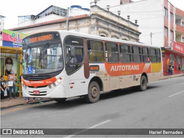 MG: Linhas Circular 1 e 2 passam a atender Prefeitura de Itaúna e Saae