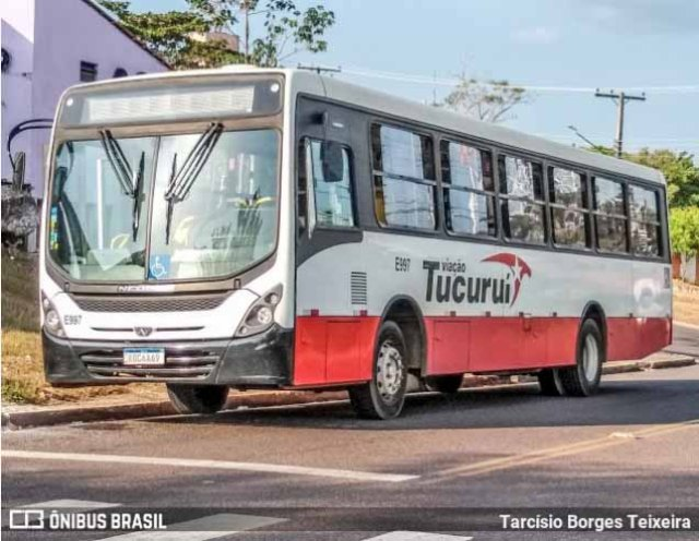 PA: Viação Tucuruí teve três ônibus apreendidos por ordem judicial nesta terça-feira - revistadoonibus