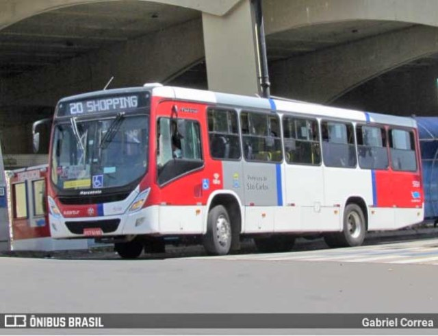 SP: São Carlos ainda não possui data para vacinar rodoviários contra a Covid-19 - revistadoonibus