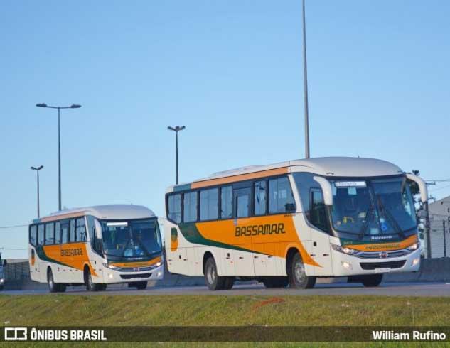 Viação Bassamar renova parte de sua frota com Viaggio G7 900 Mercedes-Benz OF-1724