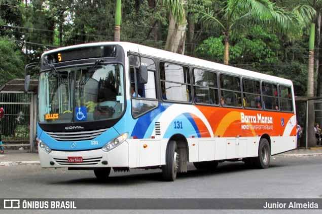 RJ: Barra Mansa aumenta a tarifa de ônibus nesta sexta-feira 28