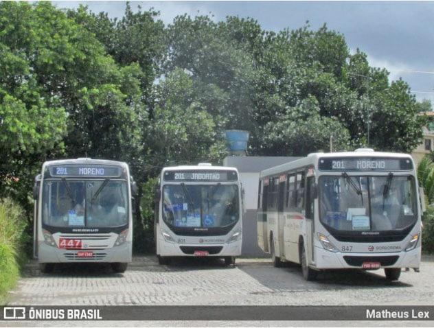 PE: Nova linha de ônibus atenderá centro de compras no município de Moreno