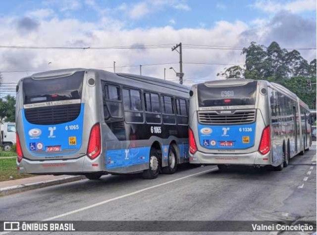 SPTrans aciona o Paese para atender passageiros do Metrô que segue em greve - revistadoonibus
