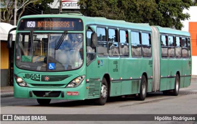 Curitiba: Ônibus circulam com no máximo 50% de ocupação de passageiros diz Prefeitura - revistadoonibus