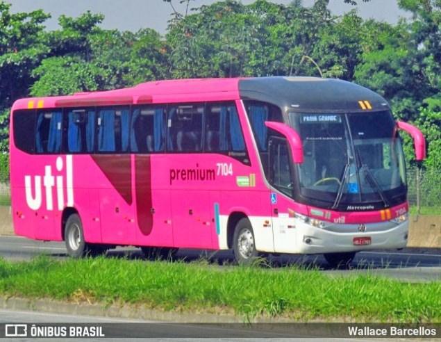 Viação Util inicia a venda de seus ônibus mais confortáveis com 34 poltronas