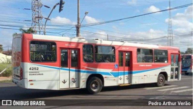 Campo Grande: Linha 050 deixa de circular na capital na próxima segunda-feira 24 - revistadoonibus