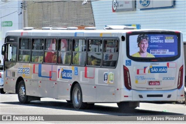BA: Rodoviários de Feira de Santana realizam paralisação do transporte nesta quinta-feira