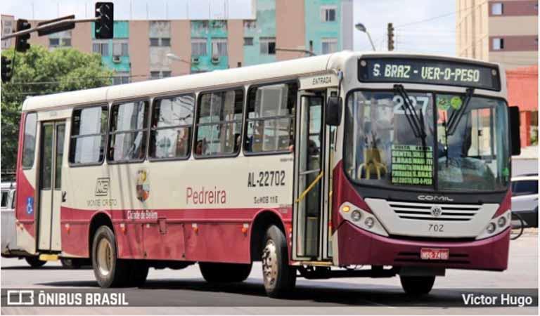 Belém: Rodoviários da Auto Viação Monte Cristo iniciam paralisação nesta terça-feira