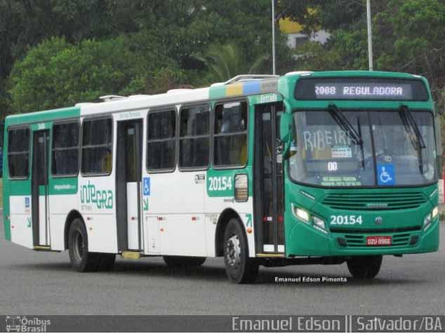 Salvador: Bandidos fazem arrastão em ônibus nesta manhã