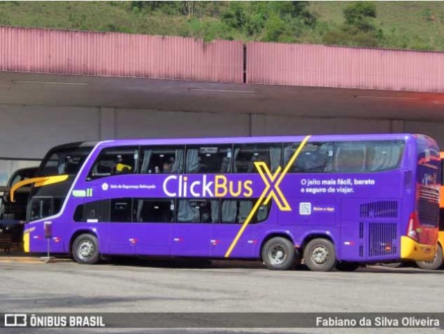ClickBus X oferece passagem por R$ 39,90 no trecho Rio x Belo Horizonte - revistadoonibus
